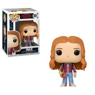 Funko POP! TV Stranger Things Wave 3 Max with Skate Deck