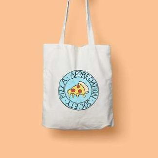 HOW Pizza Appreciation Tote Bag