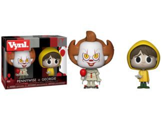 Vynl Movies IT – Pennywise and Georgie 2-Pack