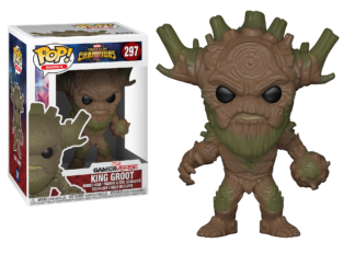 Funko POP! Marvel Contest of Champions King Groot