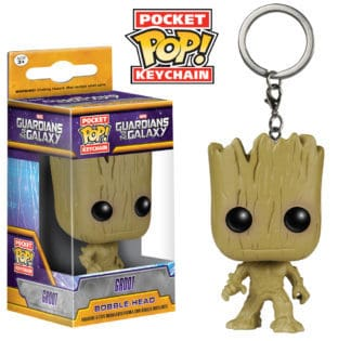 Funko Pocket POP! Keychain – Marvel guardians Of The Galaxy GROOT Vinyl Figure 4cm