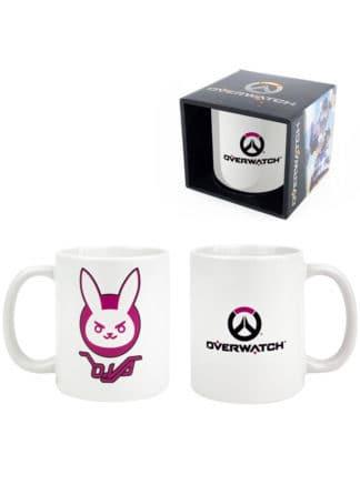 Overwatch Mug – D.Va