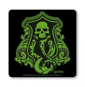 Harry Potter – Death Eater Logo – Coaster – coloured