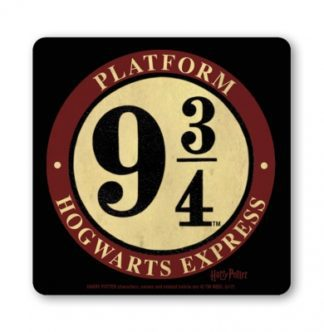 Harry Potter – Platform 9 – Coaster – coloured