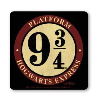 Harry Potter – Platform 9 – Coaster – coloured