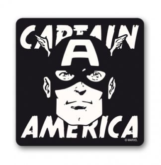 Marvel – Marvel – Captain America – Portrait – Coaster