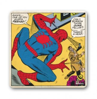 Marvel – The Amazing Spider-Man – Can I Borrow Those Guns – Coaster