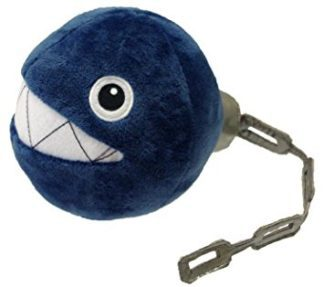Super Mario Bros Chain Chomp 6 inch Plush