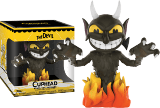 Vinyl Figure Cuphead S1 – The Devil