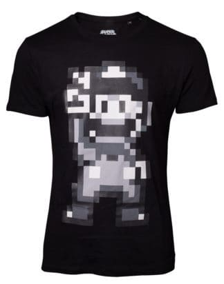 Nintendo – 16-bit Mario Peace Men's T-shirt