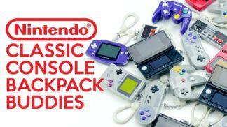 Nintendo Console Backpack Buddies