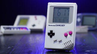 NintendoGameboy Alarm Clock