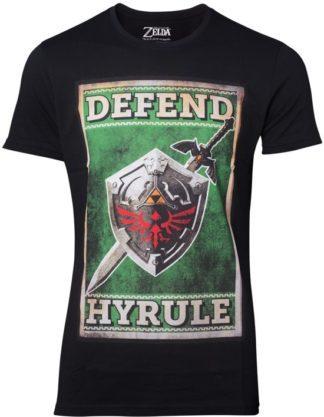 Zelda – Propaganda Sword & Shield Men's T-shirt