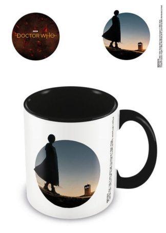 Doctor Who Coloured Inner Mug New Dawn