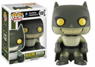 Funko POP! DC Comics Heroes Figure Killer Croc Impopster 9 cm