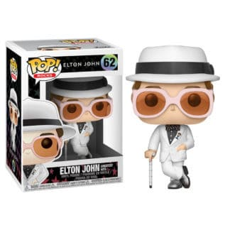 Funko POP! Elton John Rocks Vinyl Figure Elton John Greatest Hits 9 cm