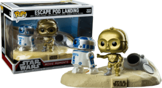Funko POP! Star Wars Movie Moments Desert R2-D2 and C-3PO LE