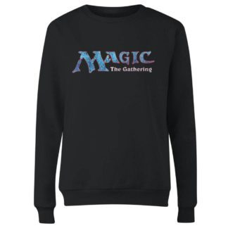 Magic the Gathering Sweatshirt 93 Vintage Logo Ladies Size XL
