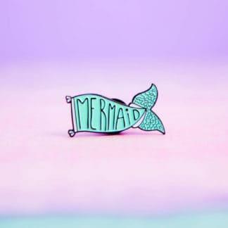 Enamel Pins Style Mermaid