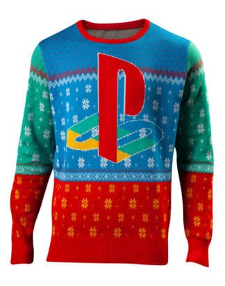 Playstation – Tokio Knitted Christmas Sweater1