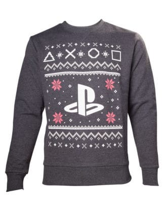Pre-order only! PlayStation – Christmas Sweater