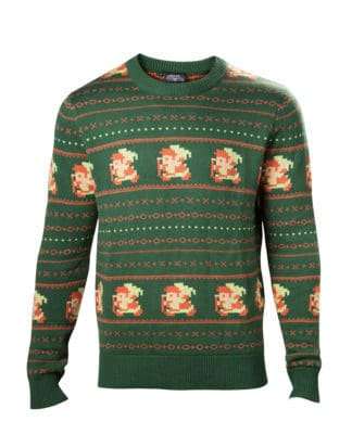 Pre-order only! Zelda – Knitted Christmas Sweater