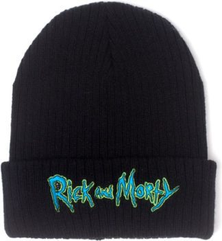 Rick and Morty – Logo Beanie