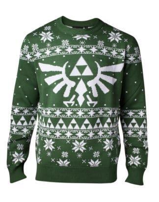 Zelda – Knitted Christmas sweater