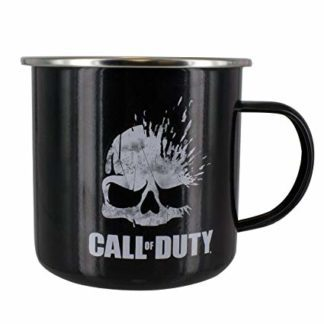Call of Dut Tin Mug