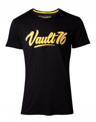 Fallout 76 – Oil Vault 76 Men's T-shirt