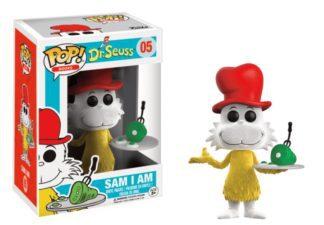 Funko POP! Books Dr. Seuss – Sam I Am Vinyl Figure 10cm