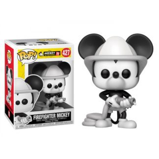 Funko POP! Mickey's 90th Anniversary Firefighter Mickey Vinyl Figure 10cm
