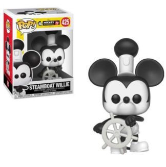 Funko POP! Mickey's 90th Anniversary Steamboat Willie Vinyl Figure 10cm