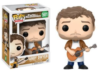 Funko POP! Television Parks and Recreation – Andy Dwyer Vinyl Figure 10cm