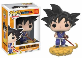Funko Pop! Anime Dragon Ball Z – Goku And Flying Nimbus