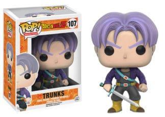Funko Pop! Anime Dragon Ball Z – Trunks