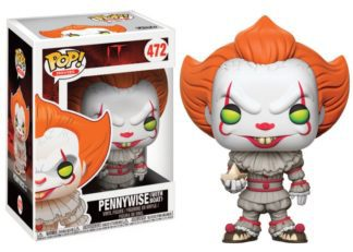 Funko Pop! Movies IT – Pennywise with Boat