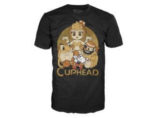 Funko Tees – Cuphead and Bosses