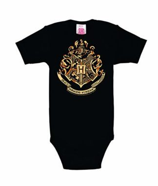 Harry Potter – Emblem – black – Romper