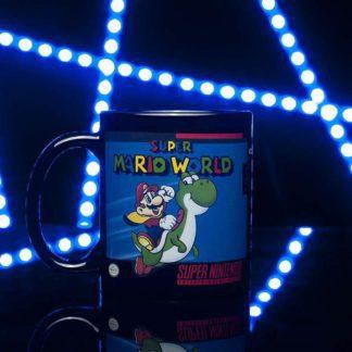 Nintendo Super Mario World Heat Change Mug
