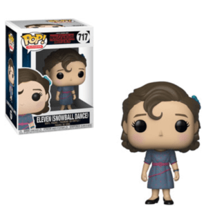 Funko POP! Stranger Things – Eleven at Dance Vinyl Figure 10cm