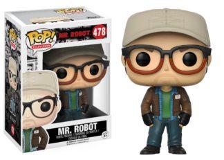Funko POP! Television – Mr. Robot Mr. Robot Vinyl Figure 10cm