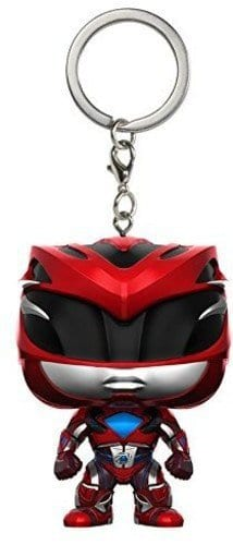 Funko Pocket POP! Keychain Power Rangers The Movie – Red Ranger Vinyl Figure 4cm