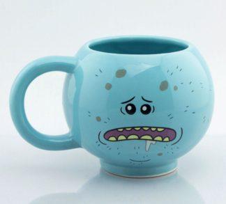 Rick & Morty 3D Mug Mr Meeseeks
