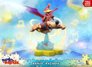 Banjo-Kazooie Banjo-Kazooie Statue