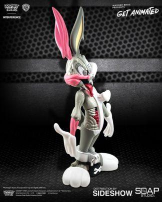 Looney Tunes Get Animated – Bugs Bunny Vinyl Figure