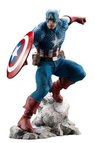 Marvel Captain America Artfx Premier PVC Statue