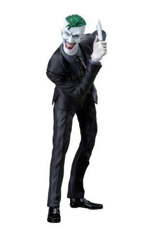 DC Comics ARTFX PVC Statue 110 Joker (The New 52) 19 cm