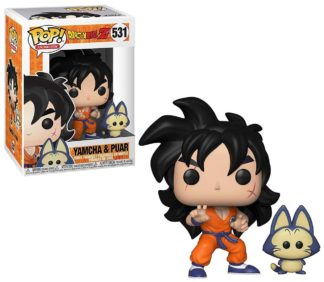 Funko Pop! Anime Dragon Ball Z Series 5 Yamcha & Puar 531