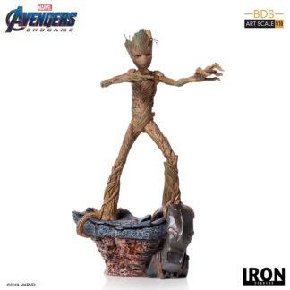 Marvel Avengers Endgame – Groot 110 Scale Statue